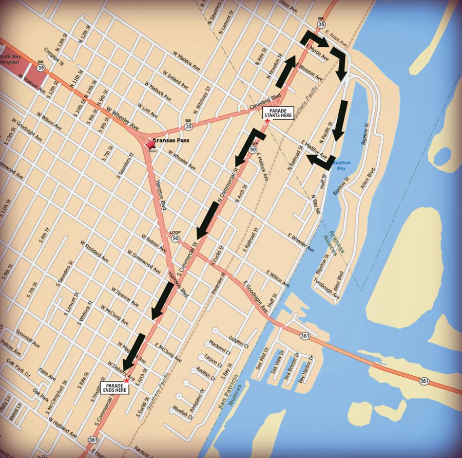 Shrimporee Map