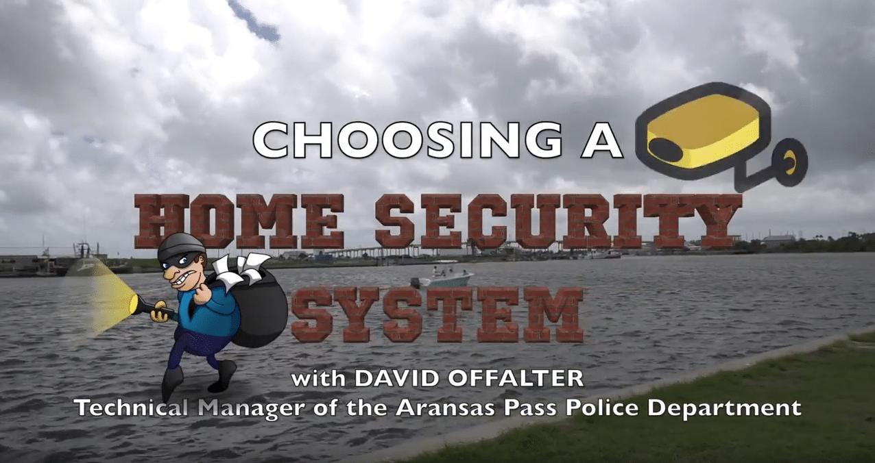 David Offalter discusses security surveillance cameras.