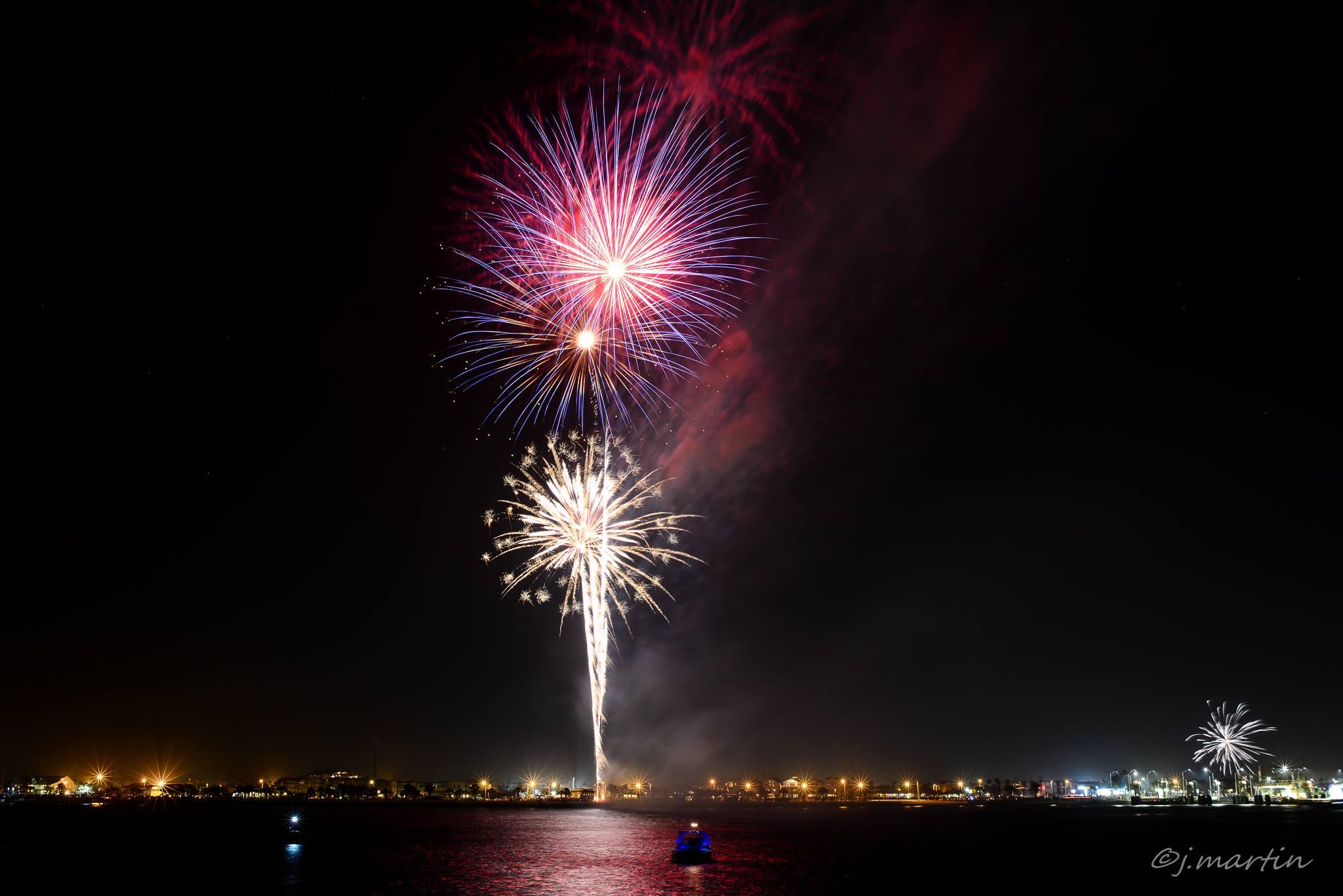 Fireworks JM